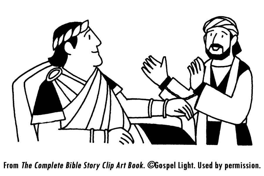 paul before the sanhedrin coloring page pauls trial mission bible class