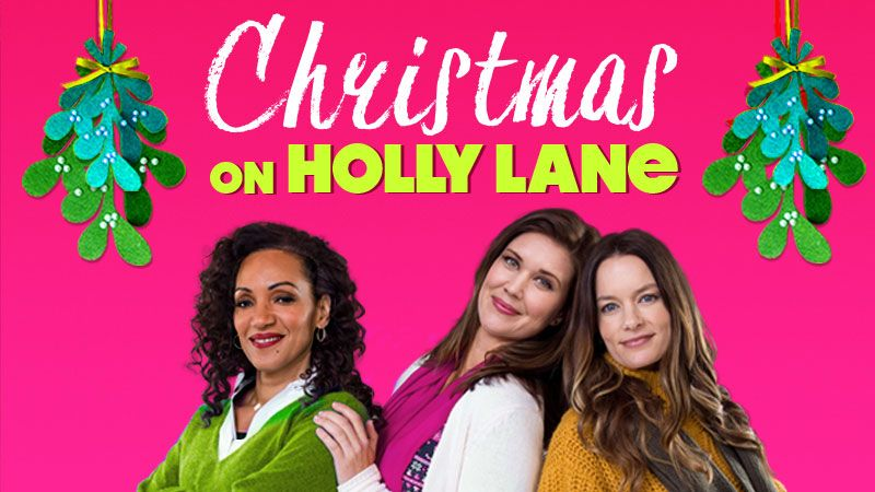 Christmas On Holly Lane Movies Uptv Holly Christmas Movies Movies