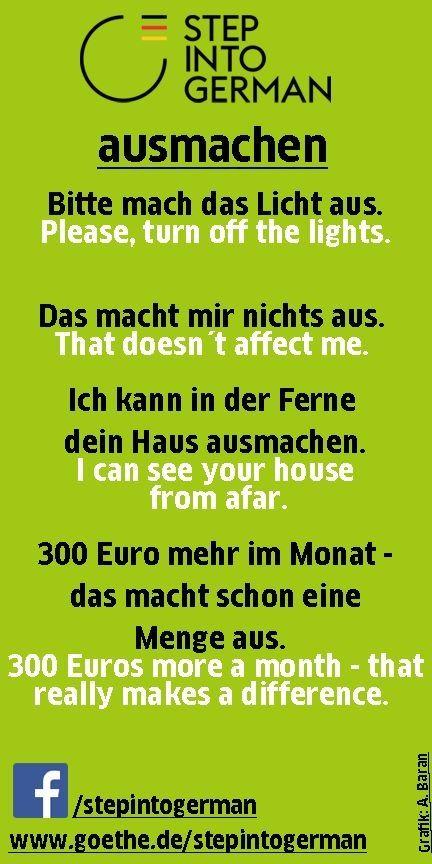 Machen Jezyk Niemiecki Edukacja Ciekawostki