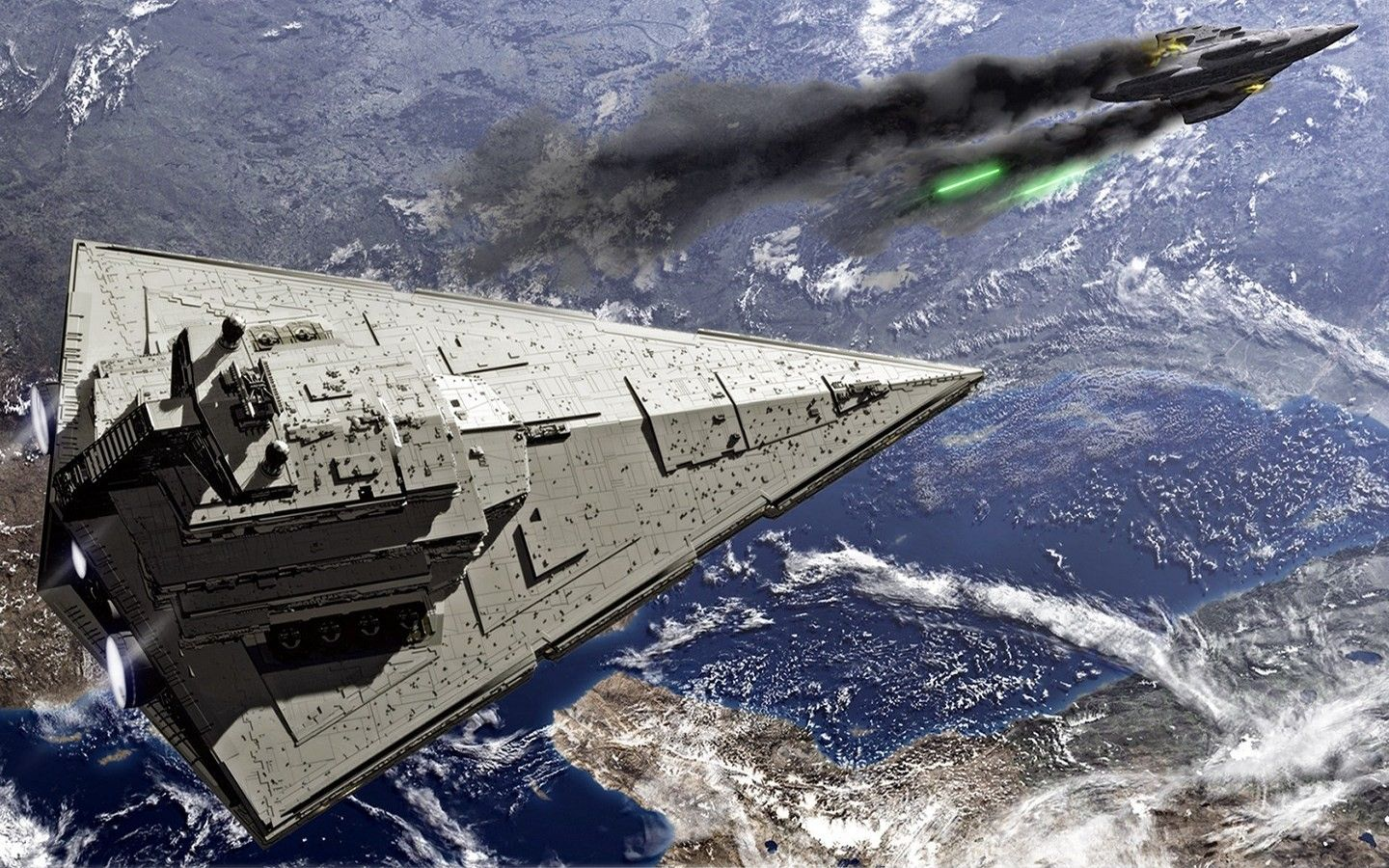Star Destroyer Star Wars Ships Star Destroyer Wallpaper Star Wars Empire