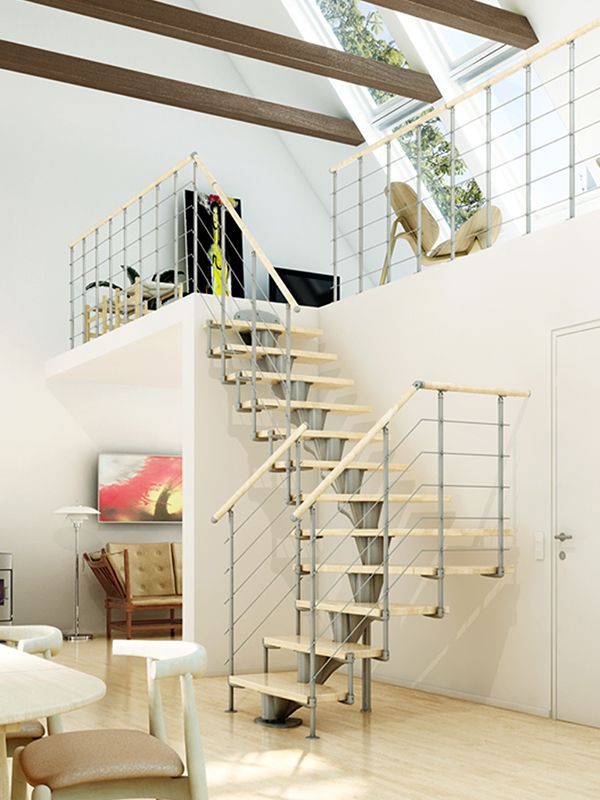 Best Space Saving Stairs Space Saving Stairs Easy Fit Diy 400 x 300