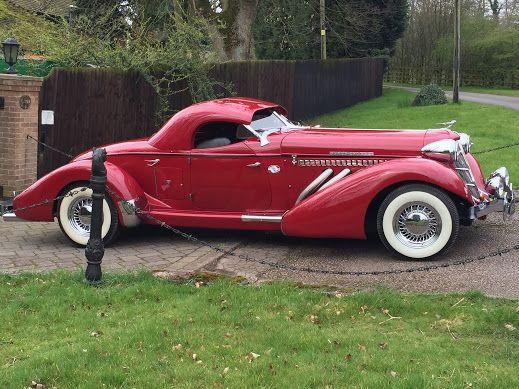 Auburn coupe