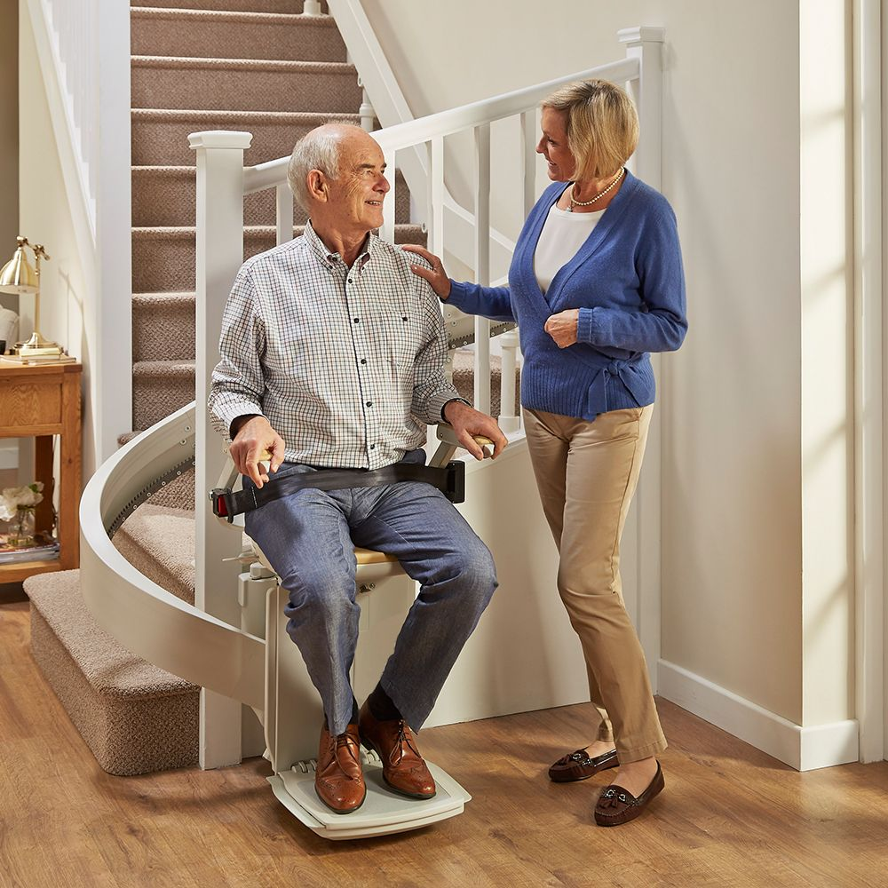 Stair Lift Reviews In 2020 Stair Lift Stair Lifts Stairs