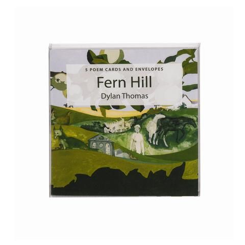 poetry commentary of fern hill Fern hill by dylan thomas fern hill: text of the poem back next to become the prince of apple towns, read here.