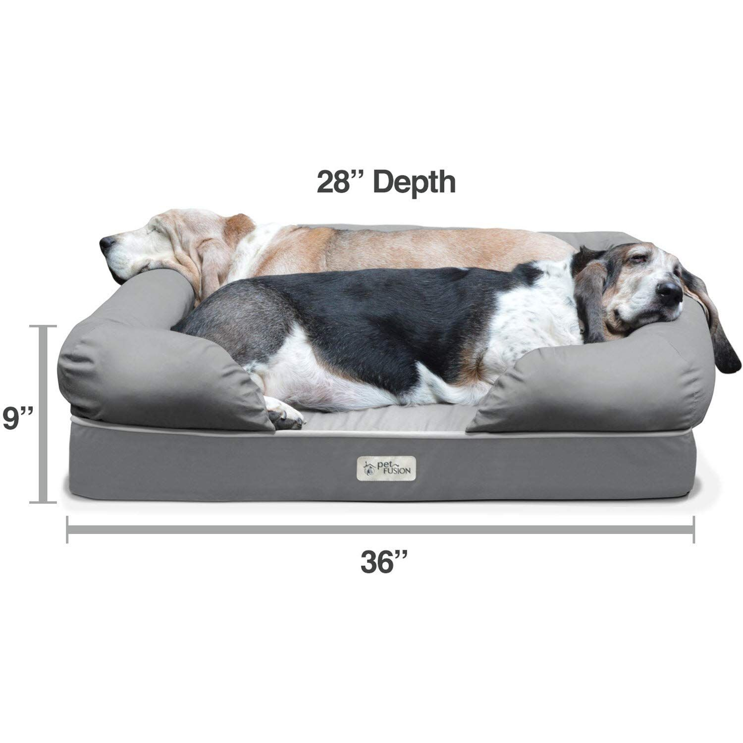 PetFusion Large Orthopedic Dog Bed * Find out more about