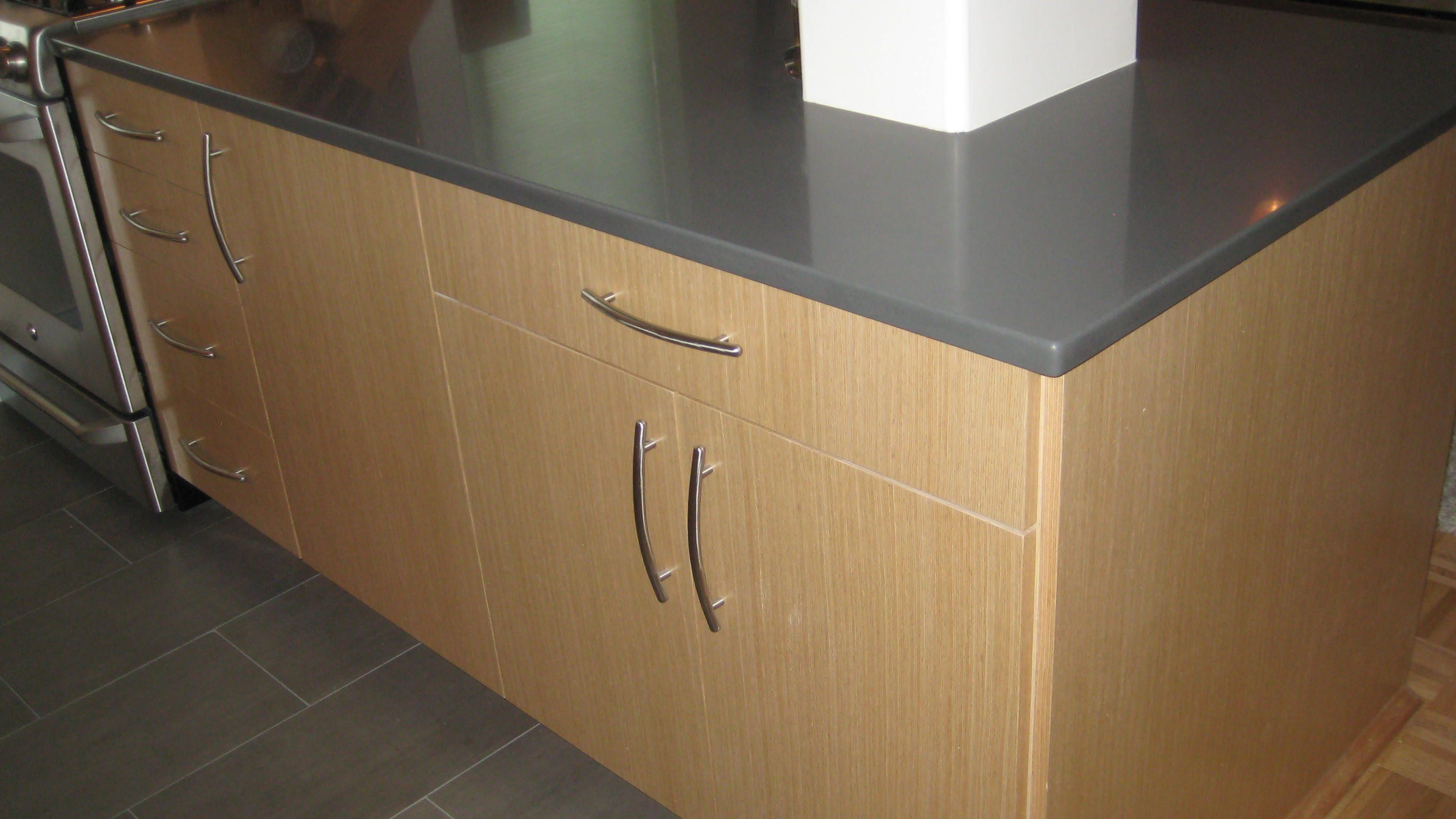 Best Rift Sawn White Oak Cabinets Kitchen Modern Google 640 x 480
