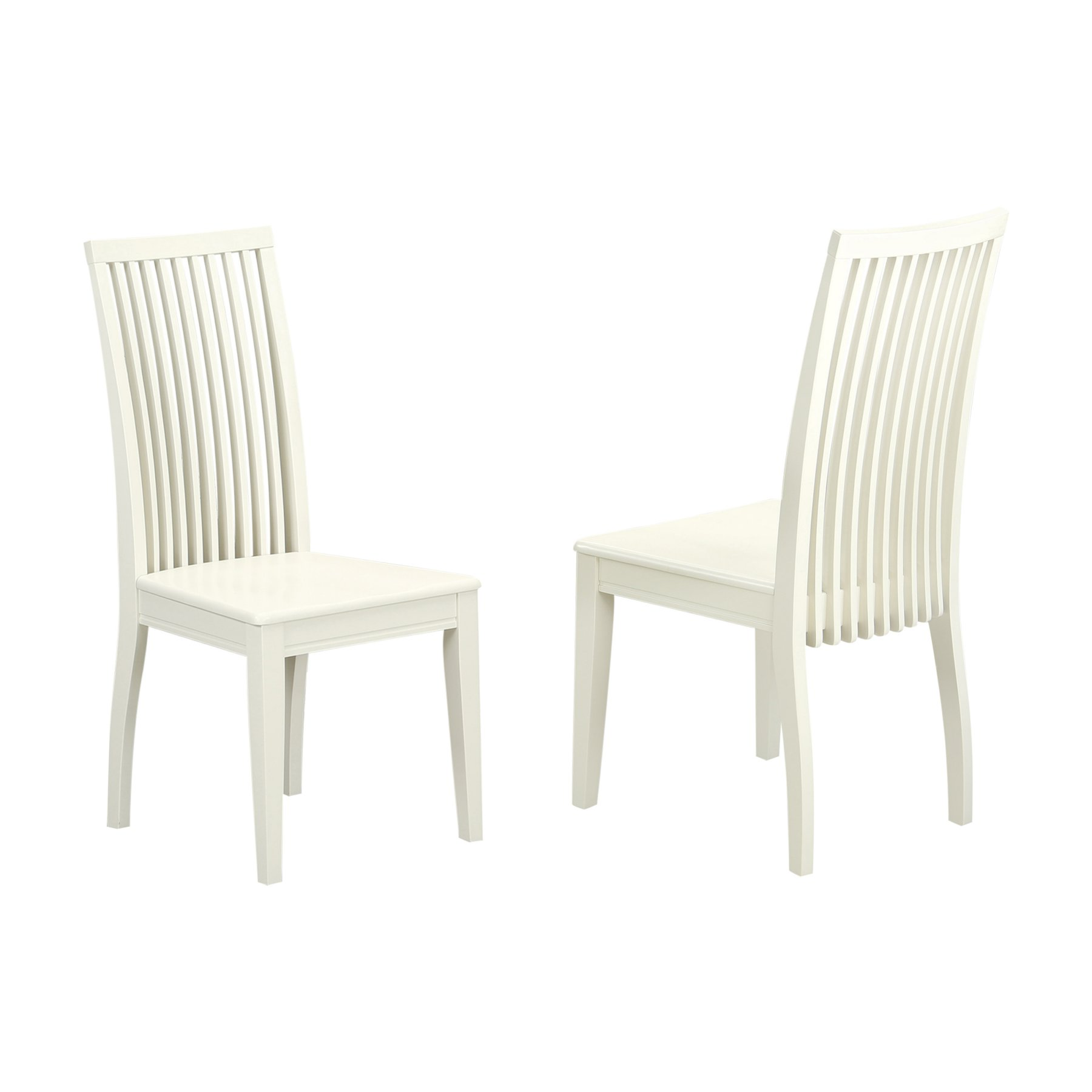 Cool East West Furniture Ipswich Dining Chairs With Slatted Back Gmtry Best Dining Table And Chair Ideas Images Gmtryco