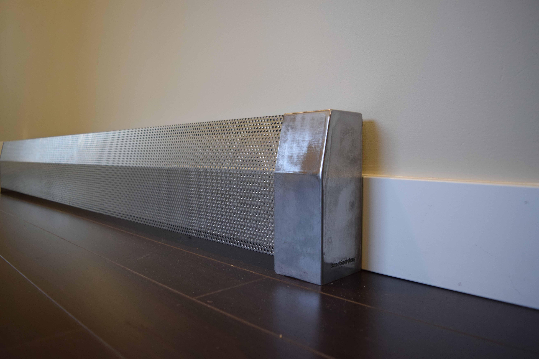 Custom diy baseboard covers baseboard