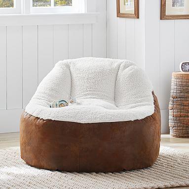 leanback lounger chairs dwr eames chair sherpa trailblazer pbteen 39 x 31 199 komfy