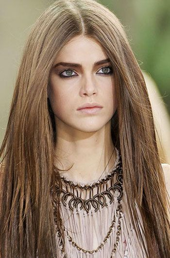Light Hair Dark Eyebrows Google Search Hair Hair Straight