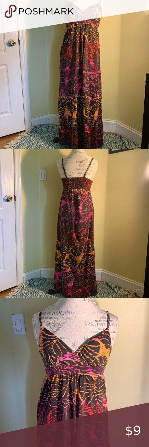 Currants Maxi Summer Dress Summer Maxi Dress Summer Dresses Vintage Summer Dresses [ 1740 x 580 Pixel ]