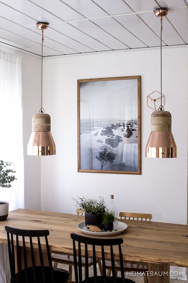 A gorgeous white Nordic home Una hermosa casa nrdica y blanca