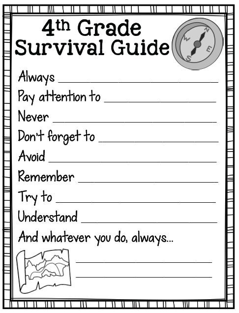 Worksheets For 5th Grade Students : Countdown to summer create teach share pinterest