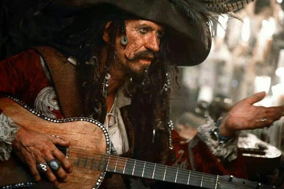 Pirate (With images) | Keith richards