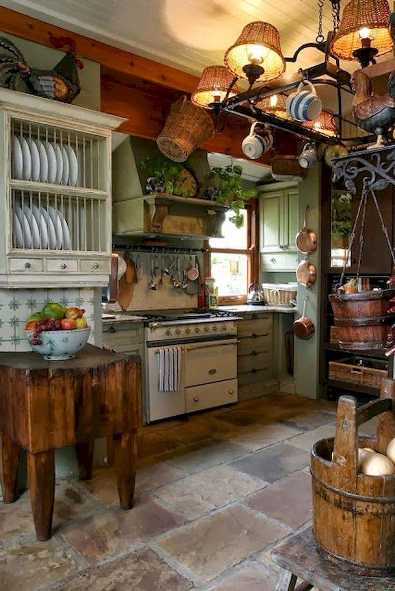 Primitive Kitchen Ideas That Somehow Look Unique Kitchen Design Decor Country Kitchen Designs Country Style Kitchen