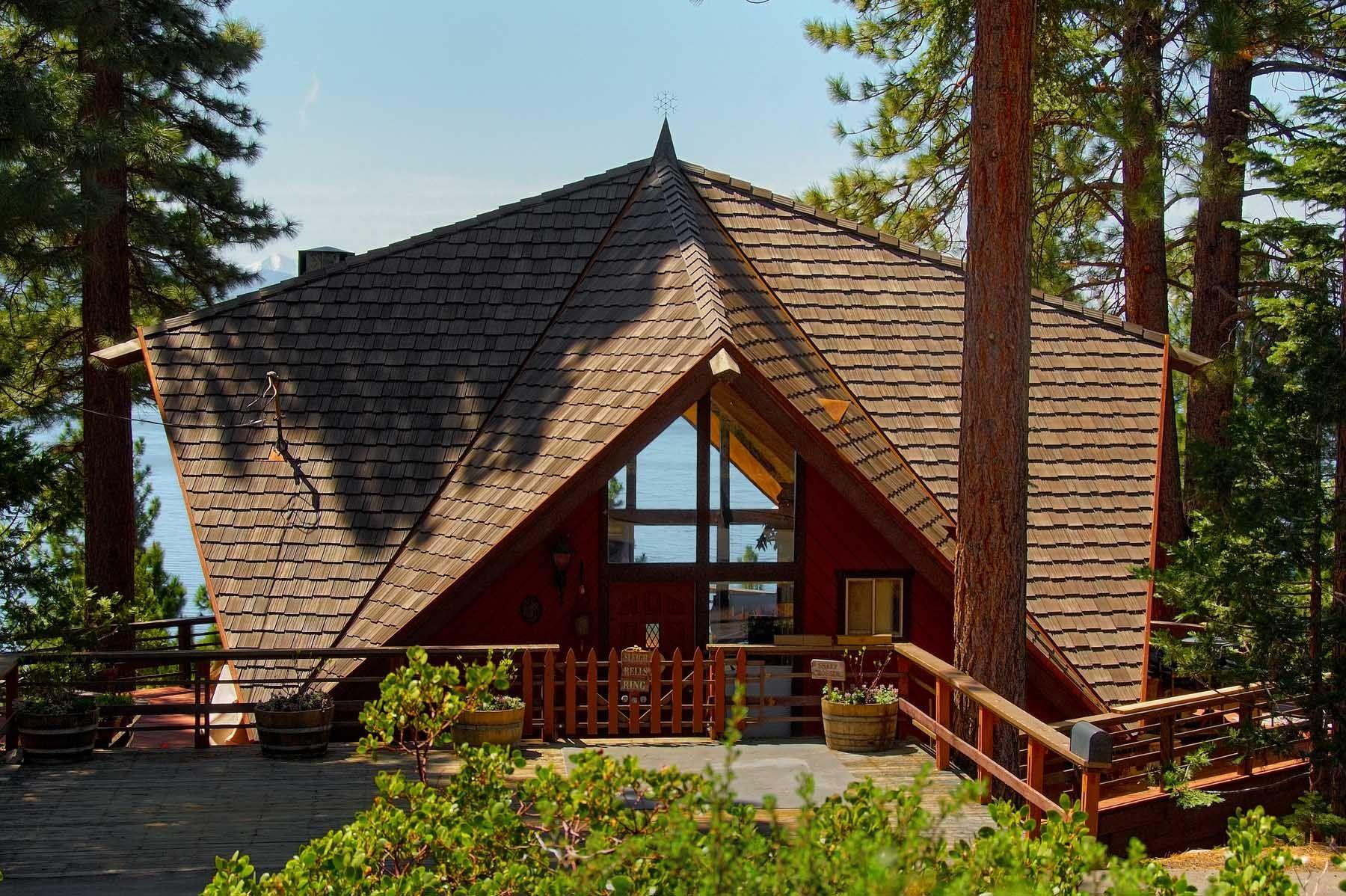Best Tahoe Blend Davinci Roofscapes Multi Width Shake 640 x 480
