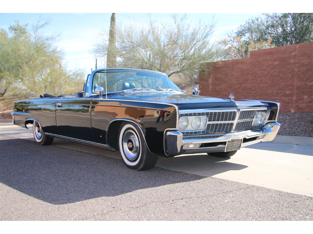 1965 Chrysler Imperial Cc 1034917 For Sale In Scottsdale
