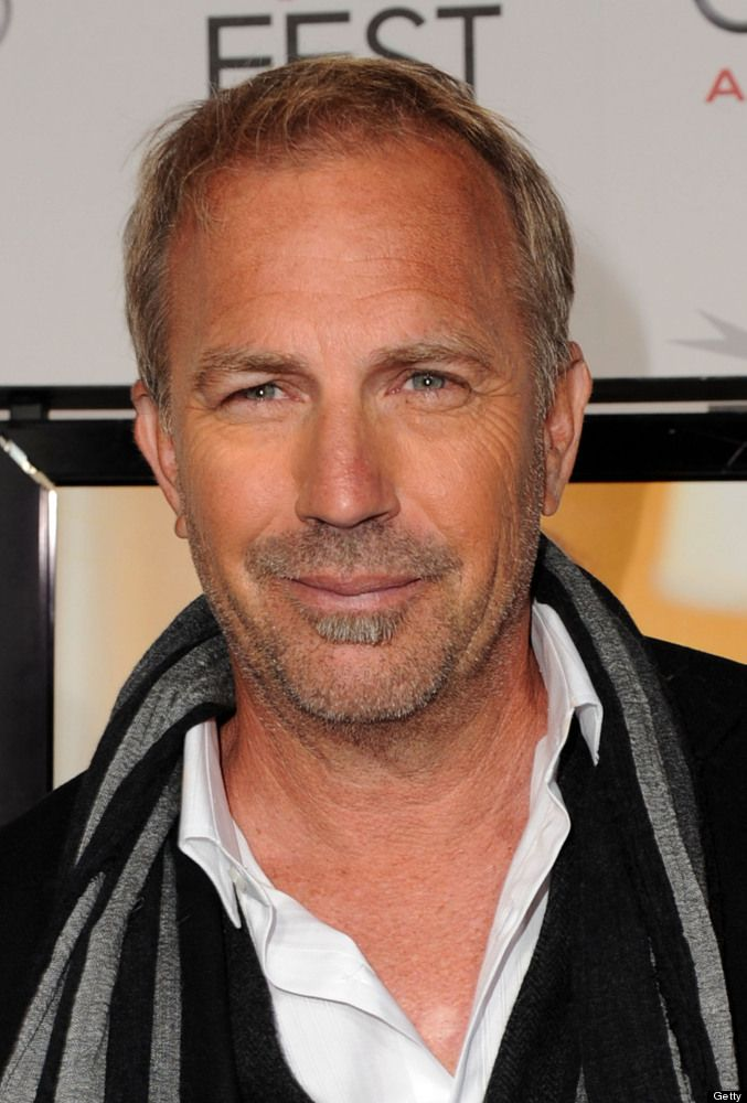 Irish-American actor, Kevin Costner, born 1955.