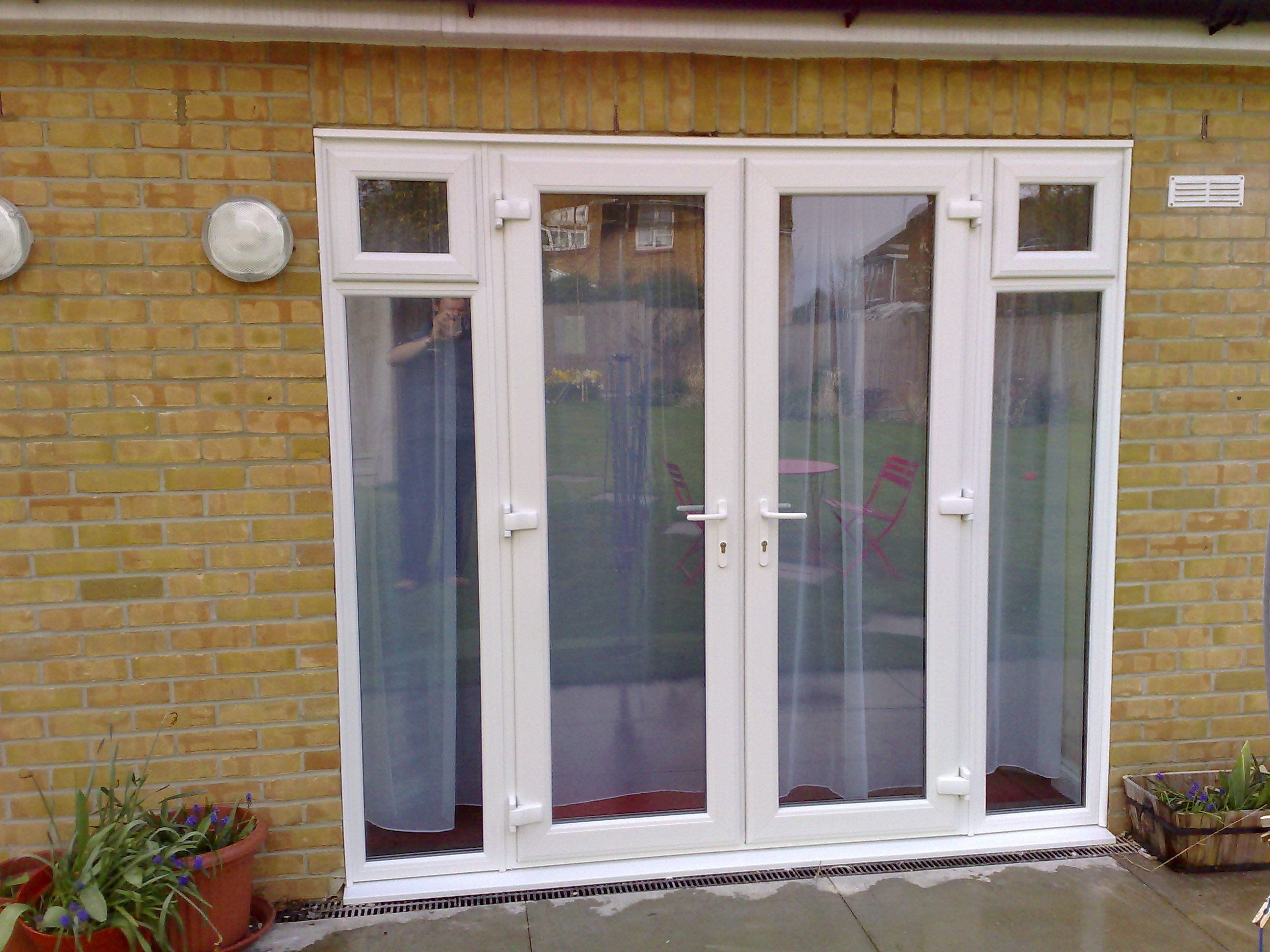 Patio Doors French Patio And Bi Folding Doors For The Home