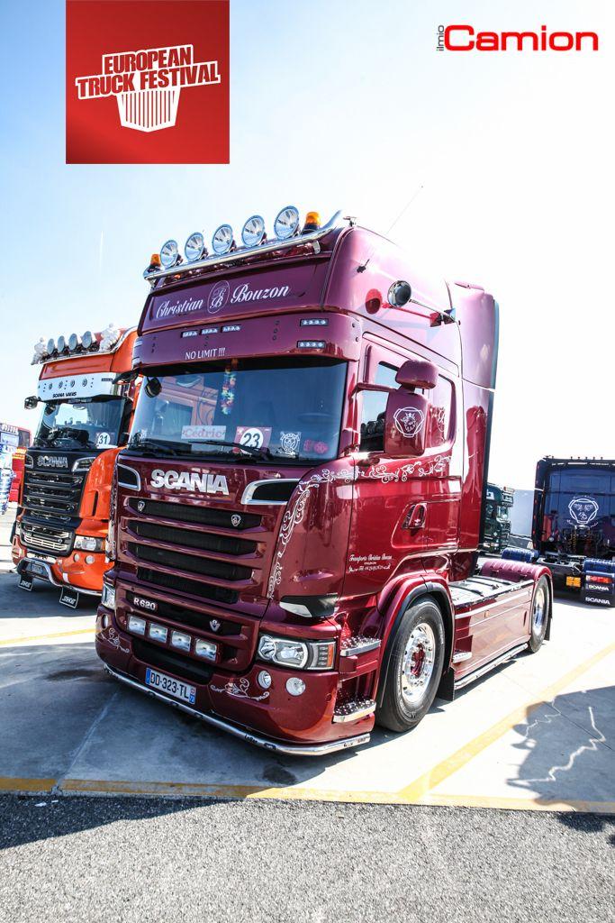 Nei Giorni 27 E 28 Settembre 2014 Presso L Autoparco Brescia Est Raduno European Truck Festival Dedicato Al Truck Tuning Expo Www Europeantruc カスタムトラック 車両