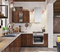 dark-wood-cabinets-600x467