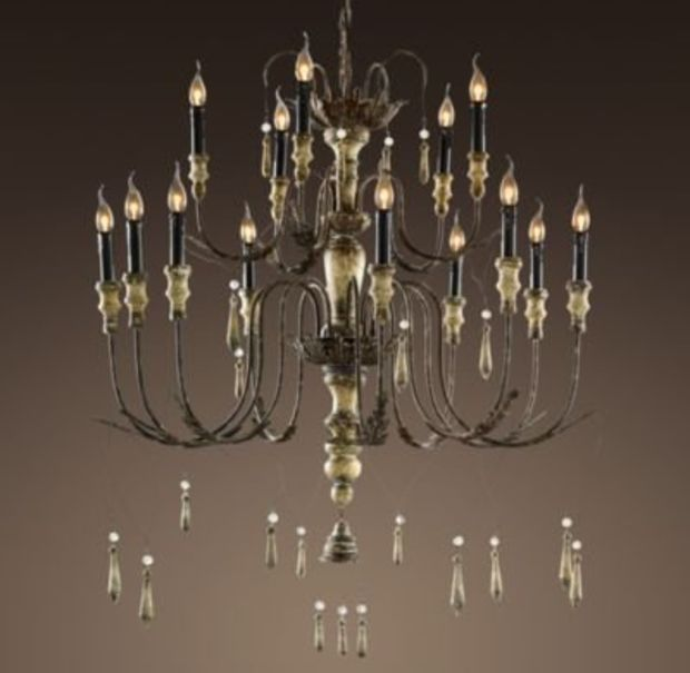 18th C. Bartolomeo Chandelier Small | Ceiling | Restoration Hardware