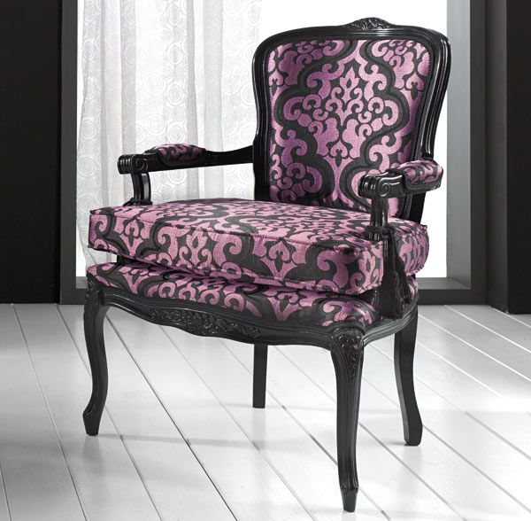 Louis Xv Style Armchair Madame From Seven Sedie Fab