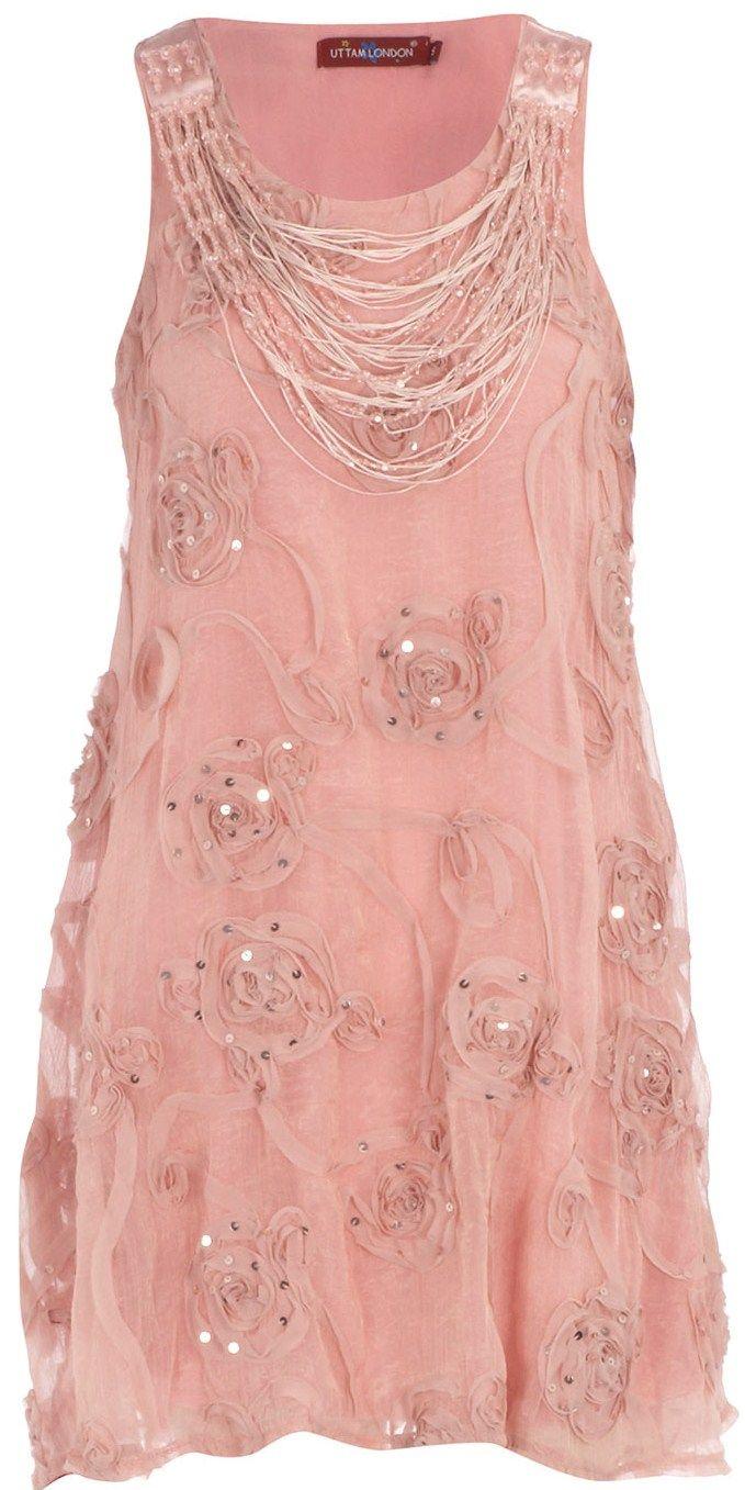 Dorothy Perkins PINK sequin Dresses   vestuario   Pinterest ...