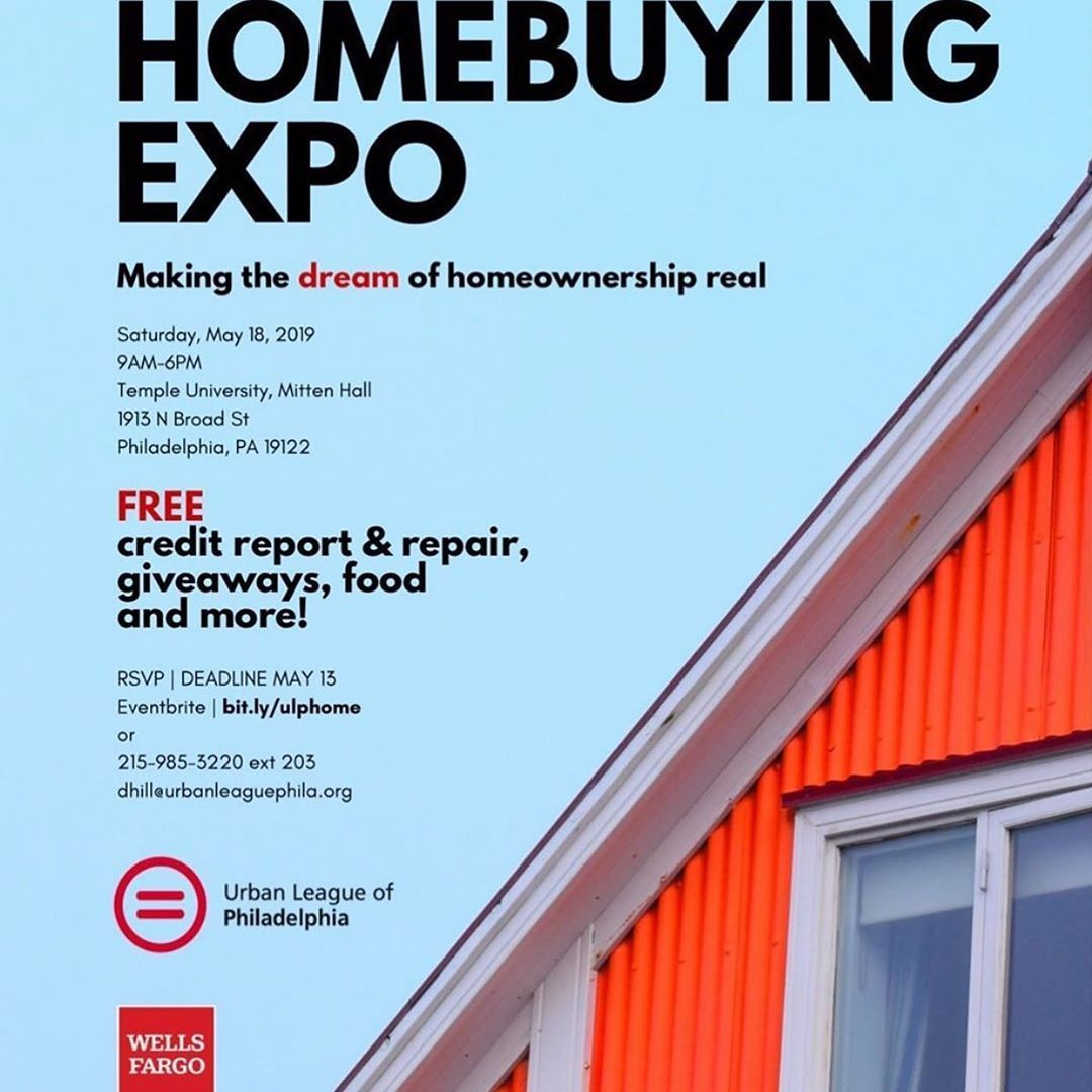 Today Is The Last Day To Rsvp At Bit Ly Ulphome Homebuying Expo Not For Just 1st Time Buyers Sponsored Philadelphia Real Estate Home Ownership Home Buying
