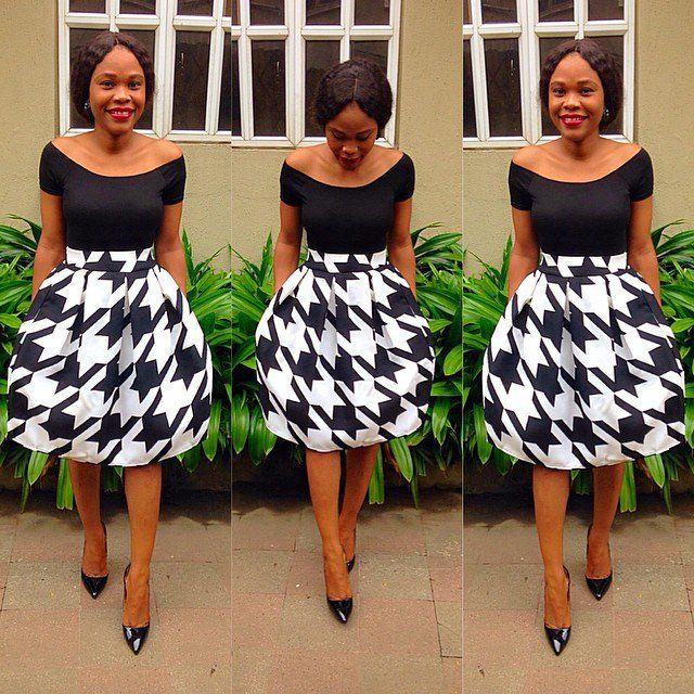 flair skirts, ankara styles , nigeria fashion. ~African fashion ...
