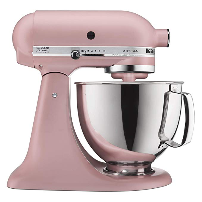 Amazon Com Kitchenaid Ksm150psdr Artisan Stand Mixers 5