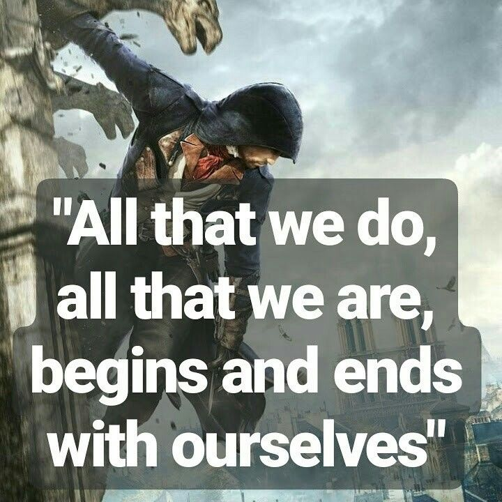 Assassins Creed Quotes Assassins.world   Instagram   Assassins Creed   Quotes   Arno  Assassins Creed Quotes