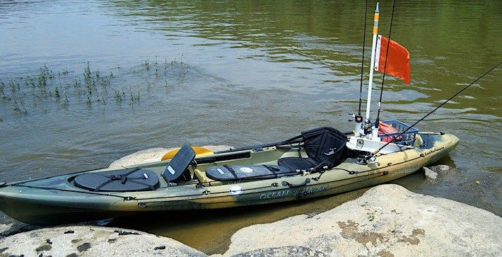 Best Sit On Top Fishing Kayak Reviews Kayaksforsale Us Ocean Kayak Kayak Fishing Fishing Kayak Reviews
