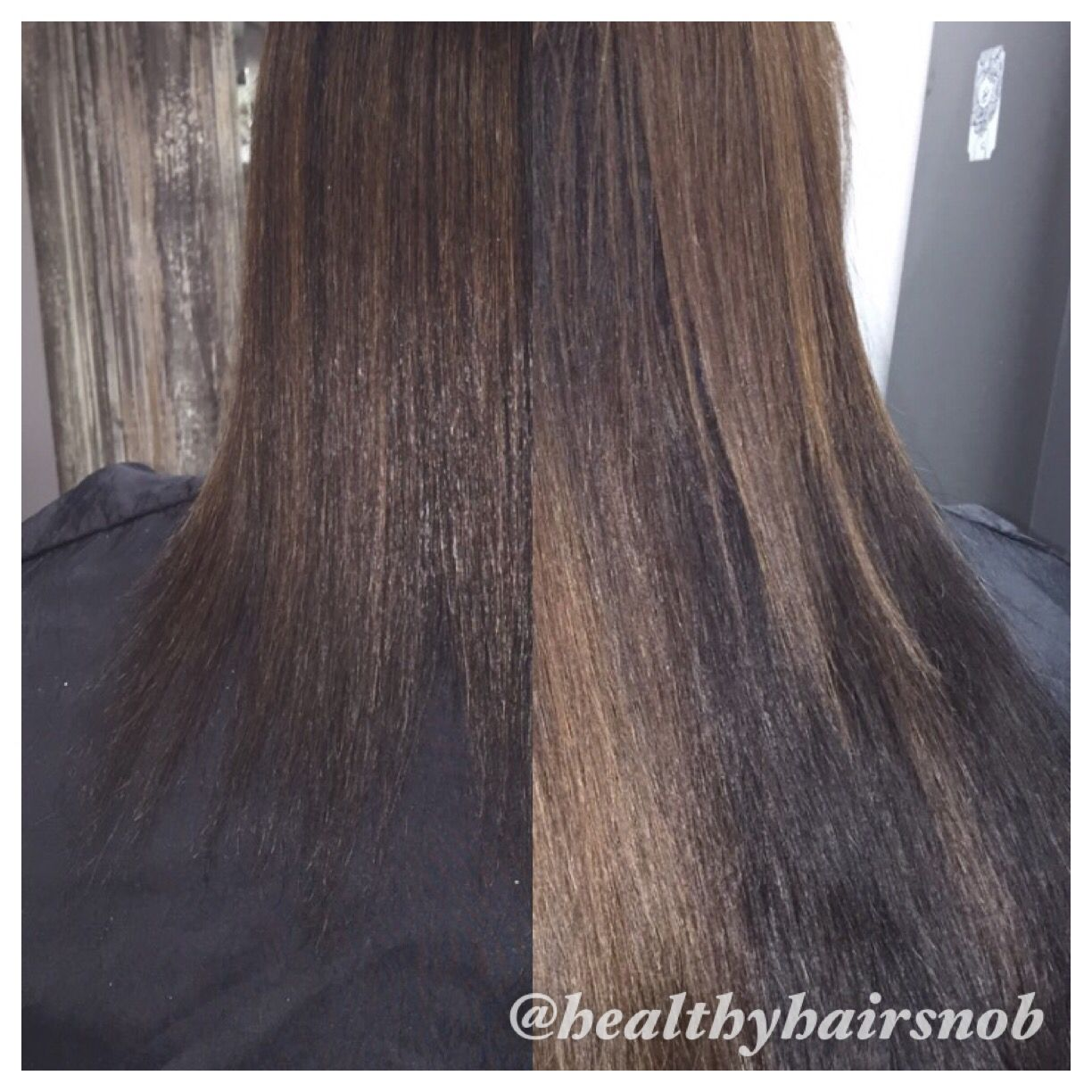 Hairdreams Nano Strands Before Me After Extensions Pinterest