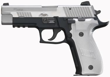 Sig Sauer Pistol Sig Sauer P226 9mm Luger Elite SS Adjustable Alloy Grip E26R9PSE