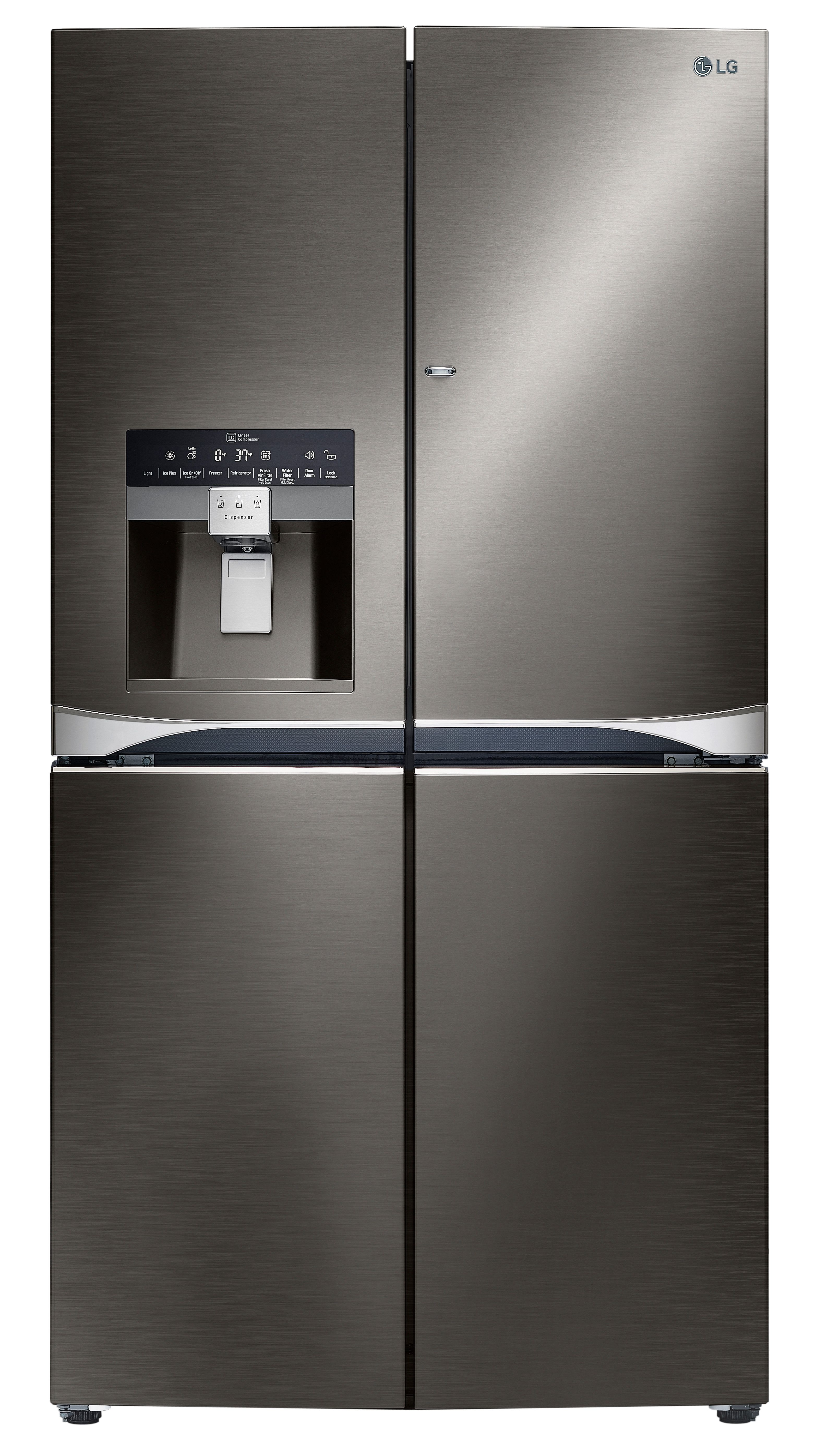 Lg Black Stainless Series Archives Nyc Single Mom Stainless Steel French Door Refrigerator Luxury Appliances French Door Refrigerator