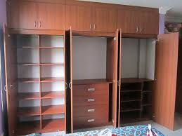 Resultado de imagen para modelos de closets modernos for Armarios de madera baratos