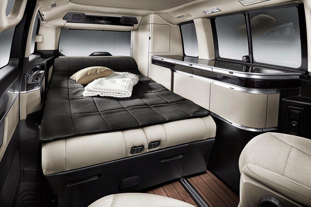 Mercedes-Benz+Marco+Polo+Innenraum.jpg (1024×683)   Camping   Pinterest