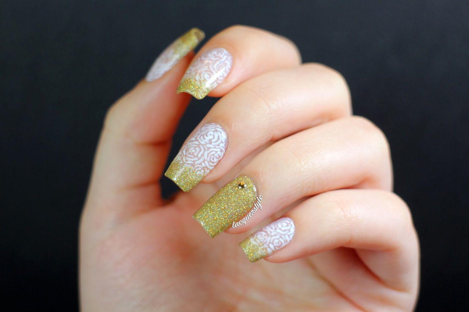 Pin by Mariah Allen on Wedding Nails Pinterest Wedding