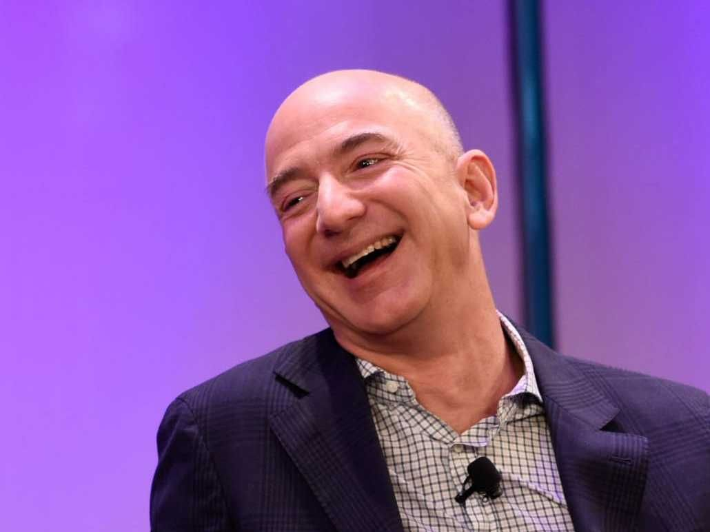 Amazon went public 20 years ago today heres how much