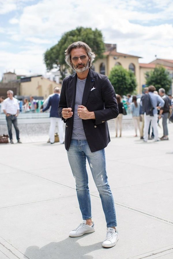Fabulous Old Man Fashion Looks 8 Bob Could Pull This Off Minus The - Moda-para-hombres-maduros