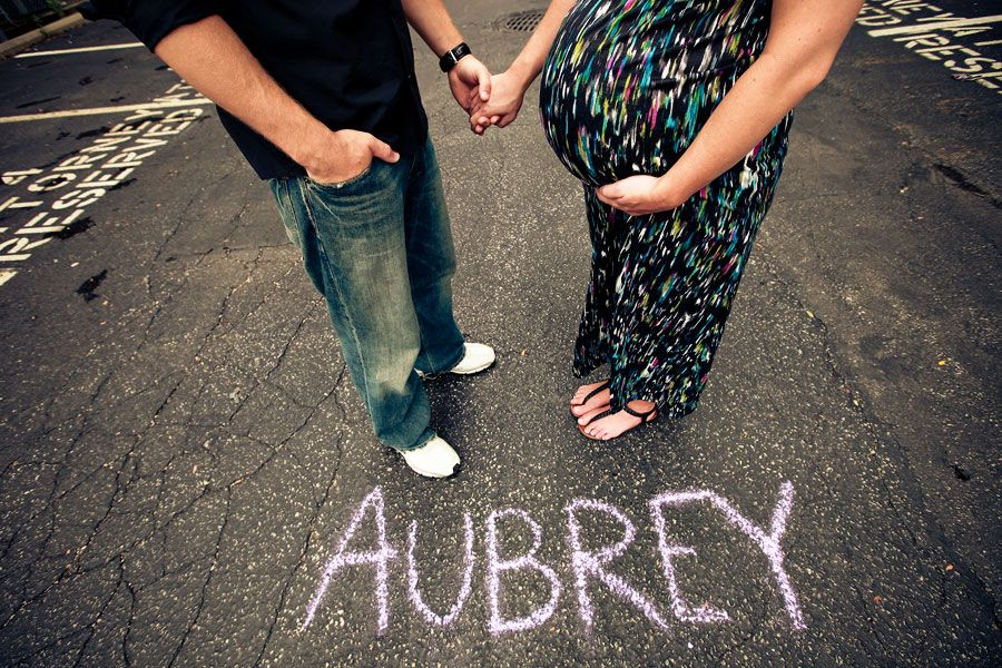 Maternity shoot idea