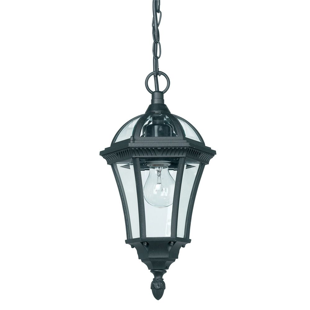 Endon YG-3503 1 Light Outdoor Hanging Porch Light Scotlightdirect ...