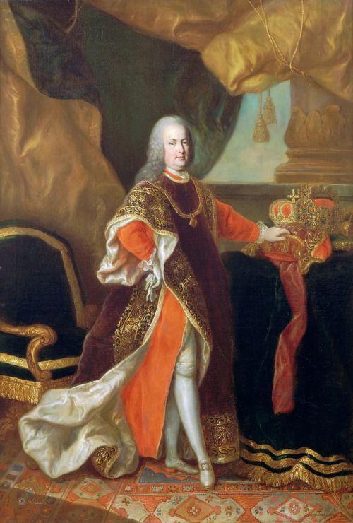 Emperador Francisco I Del Sacro Imperio Romano Germánico Y Archiduque De Austria Francis I Emperor Portrait