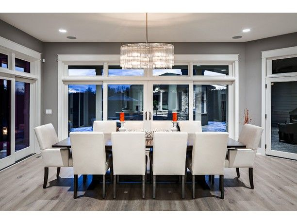 Gorgeous dining room! #dwell #design #modern #residence #home ...