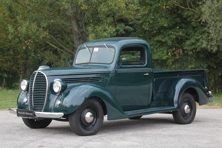 ford v 8 half ton pickup 1939 vehicles oldtimer autos. Black Bedroom Furniture Sets. Home Design Ideas