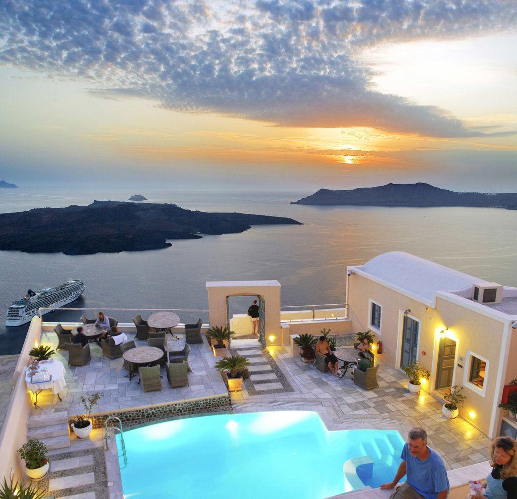 Anteliz Suites Santorini Fira Hotel Reviews Tripadvisor