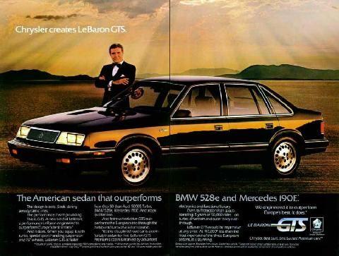 1985 Chrysler Lebaron Gts Mine Was Dark Blue Digital Dash And