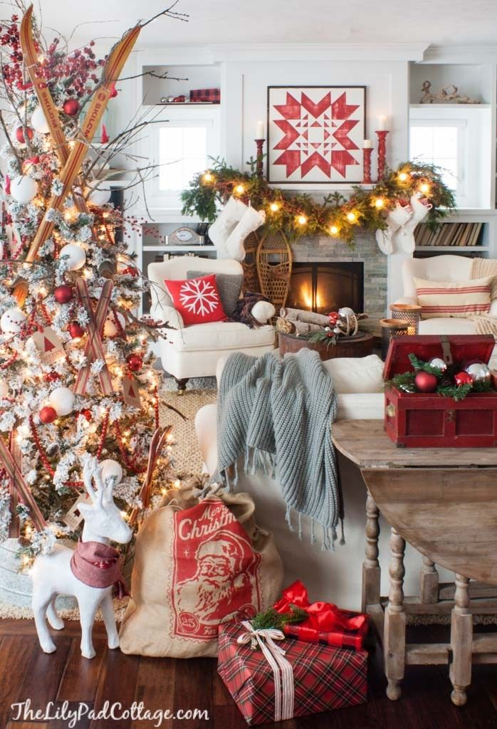Creative Christmas Decorating Ideas Pinterest Christmas images