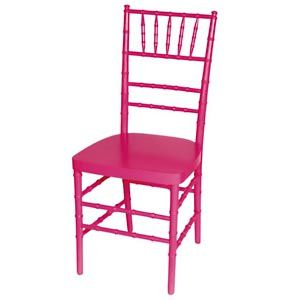 Chiavari Chair Hot Pink Fuschia | Flickr - Photo Sharing!